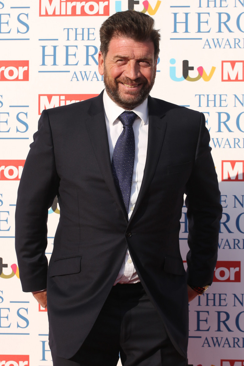 Nick Knowles at The NHS Heroes Awards 2018 held at London Hilton