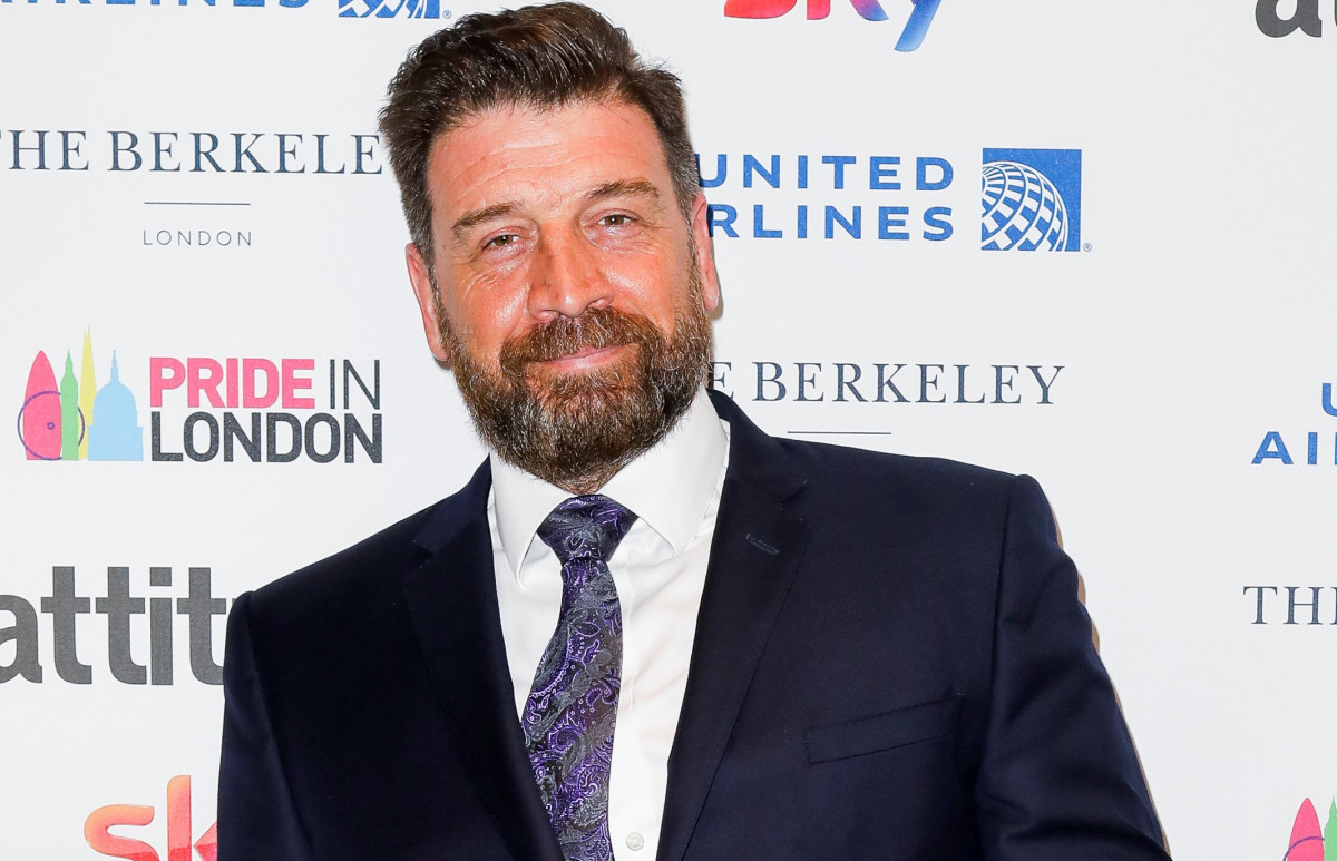 Nick Knowles reveals plans to meet up with ex when home