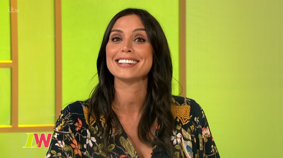 Pregnant Christine Lampard freaked out by Stacey Solomon's graphic birthing story