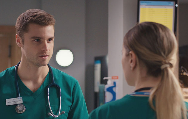 Casualty SPOILER: Scary encounter between Alicia and her rapist Eddie