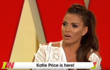 Katie Price returns to Loose Women