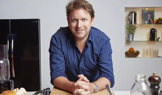 TV chef James Martin reveals why he won't marry his girlfriend