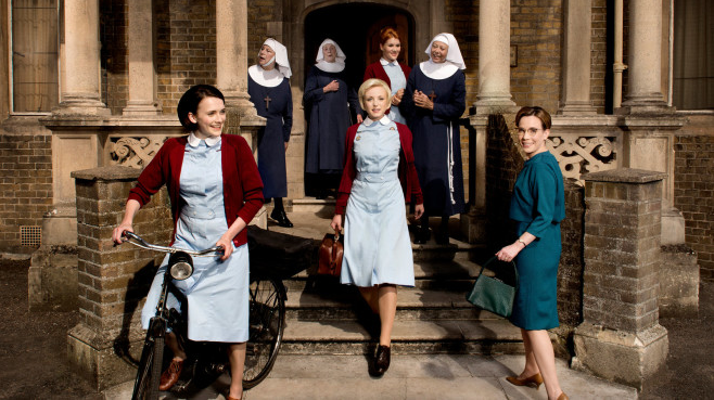 Call The Midwife shares exciting behind-the-scenes pic from new series!