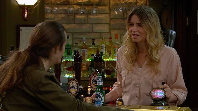 Emmerdale's Ryan Stocks heartbroken as mum Charity Dingle pretends she doesn't know him