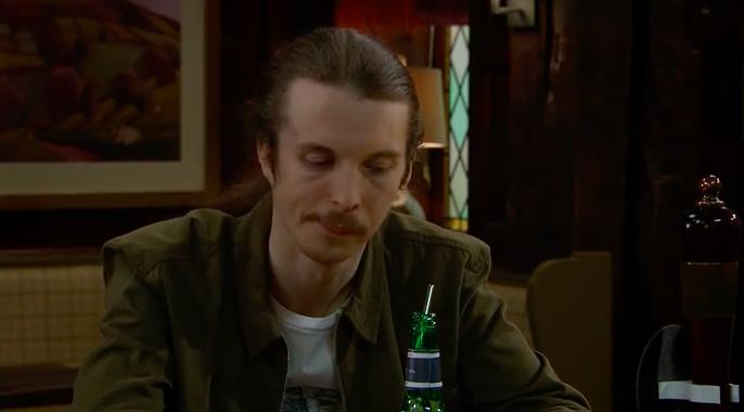 Emmerdale's Ryan Stocks heartbroken as mum Charity Dingle pretends she doesn't know him
