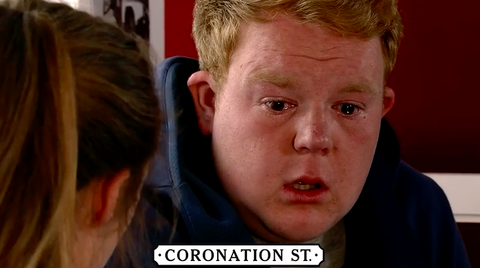 Coronation Street SPOILER: Craig Tinker suffers panic attack as Kayla Clifton admits she is rapist Neil's daughter