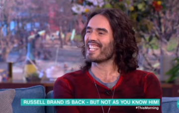 Russell Brand (Credit: ITV)