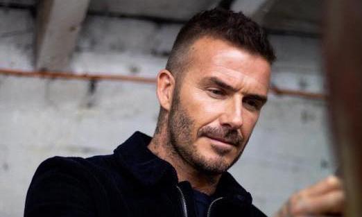 David Beckham eyes new career - as a TV chef!