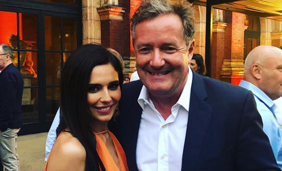 Piers Morgan apologises to Cheryl over Liam split slur