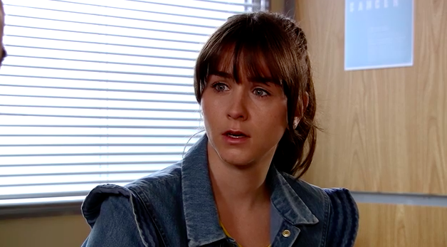 Coronation Street's Sophie Webster heartbroken as dad Kevin stops her seeing ill brother Jack