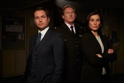 New lead actor for series five of Line Of Duty leaked