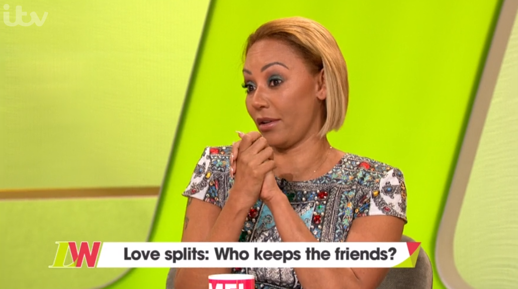 Mel B hits out at Ant McPartlin's girlfriend Anne-Marie Corbett