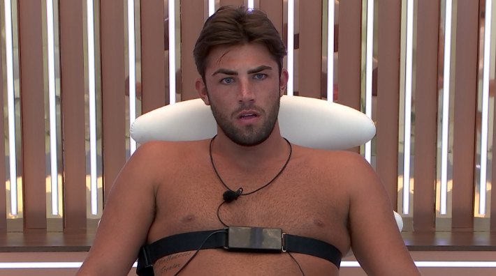 Tensions flare between Love Island's Dani and Jack over lie detector test