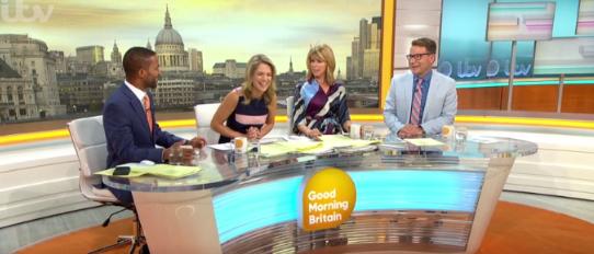 Good Morning Britain (Credit: ITV)