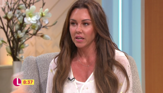 Michelle Heaton opens up about needing therapy
