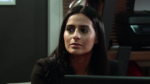 Corrie fans call for Alya to be axed after being exposed as Carla's stalker