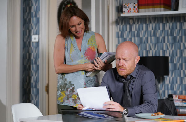 EastEnders SPOILER: Love for Max and Rainie?