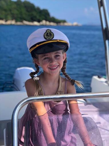 amanda holden family holiday bikini hollie