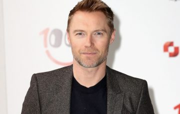 Ronan Keating attends the annual ICAP charity day at ICAP on December 5, 2017 in London, England
