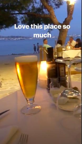 mark wright mallorca holiday instagram