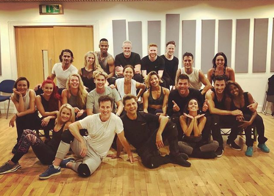 Strictly Come Dancing 2018 pro dancers