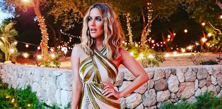 Caroline Flack misses flight home after wild Love Island final party!