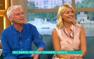 this morning holly phil itv