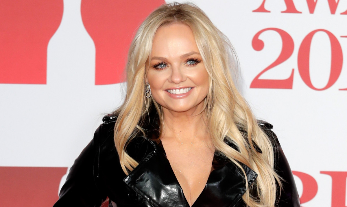 Emma Bunton switches on the Christmas lights at The Royal Exchange on November 22, 2017 in London, England. (Photo by Jeff Spicer/Getty Images)