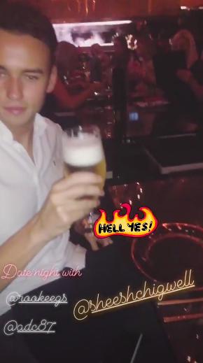 michelle keegan brother instagram