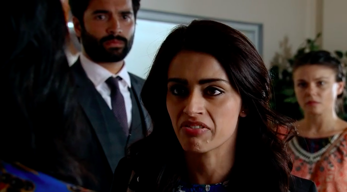Coronation Street SPOILER: Rana Nazir furiously blames her mother for her dad's stroke