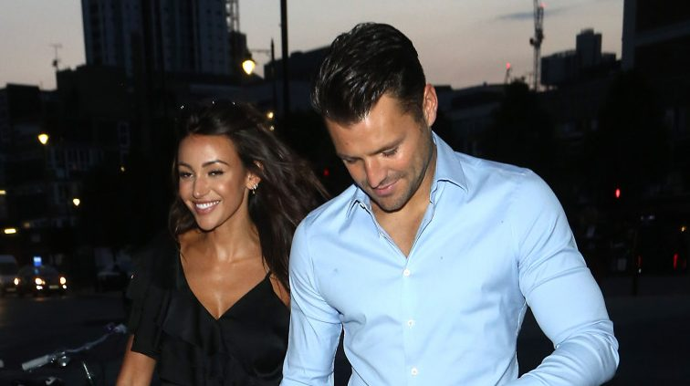 Michelle Keegan admits she's unsure about future as husband lands another job abroad