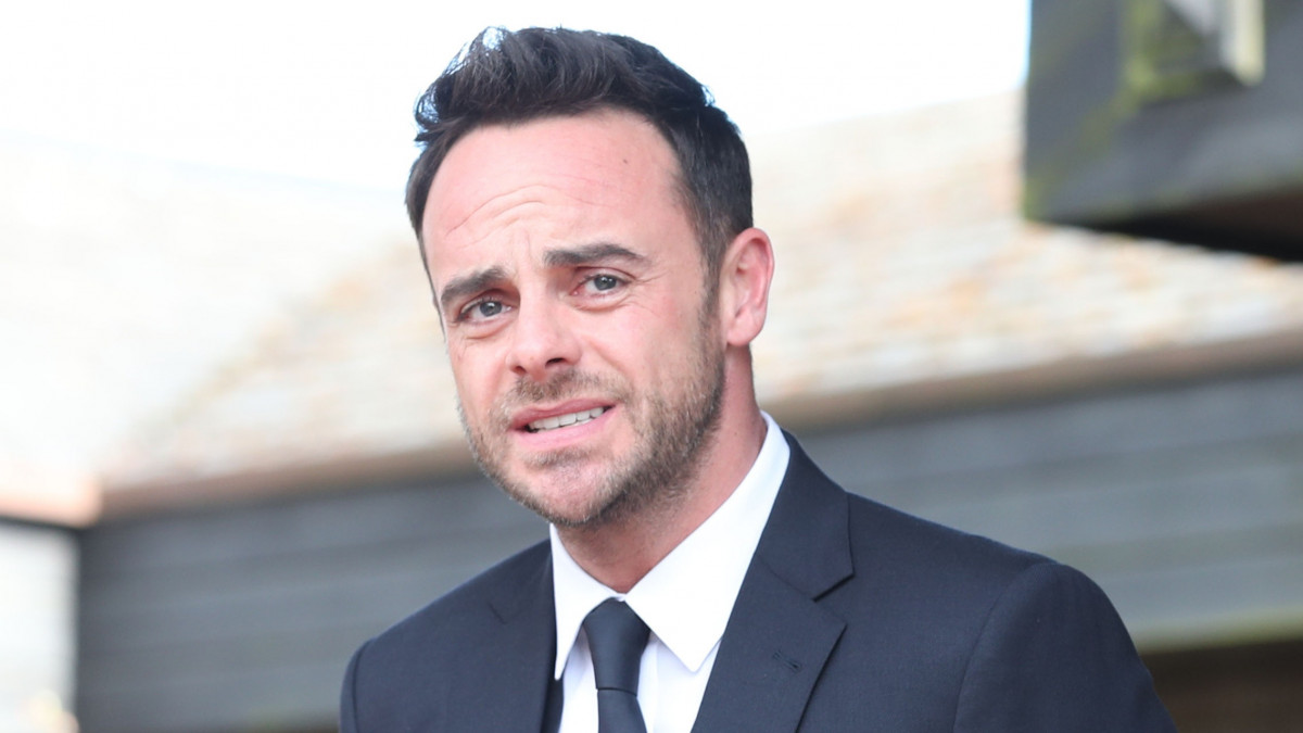 Ant McPartlin explains absence from divorce hearing