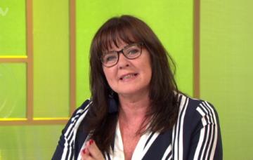 coleen nolan on Loose Women (Credit: ITV)