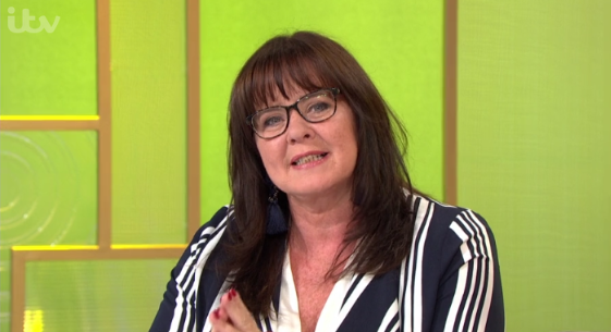 coleen nolan on Loose Women (Credit: ITV)