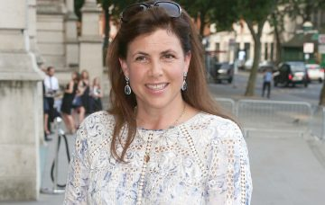 Kirstie Allsopp, V&A Summer Party, Victoria & Albert Museum, London UK, 21 June 2017, Photo by Brett D. Cove