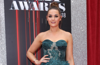 Hollyoaks' Anna Passey on her long-distance romance with former co-star