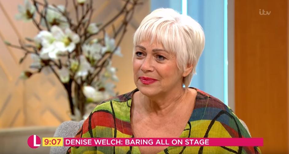 Denise Welch's breakdown over battling eating addiction