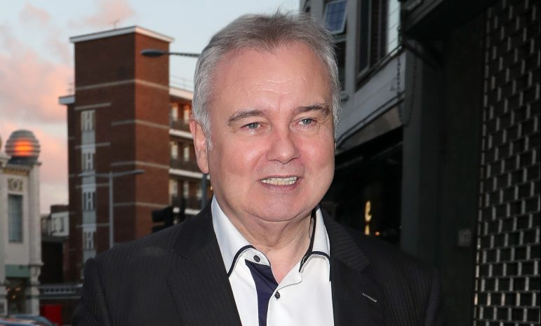 Eamonn Holmes stuns fans with unrecognisable throwback photo
