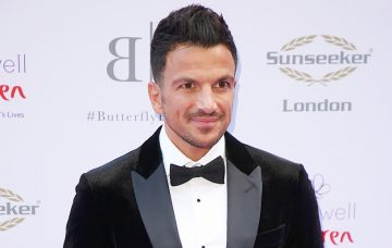 Peter Andre, The Caudwell Children Butterfly Ball 2018, Grosvenor House, London UK, 14 June 2018, Photo by Brett D. Cove