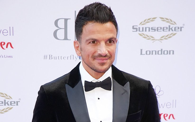 Peter Andre forced to cancel show after being taken ill in Florida
