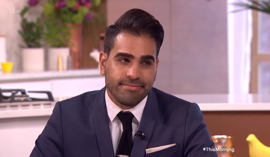 Dr Ranj Singh on This Morning