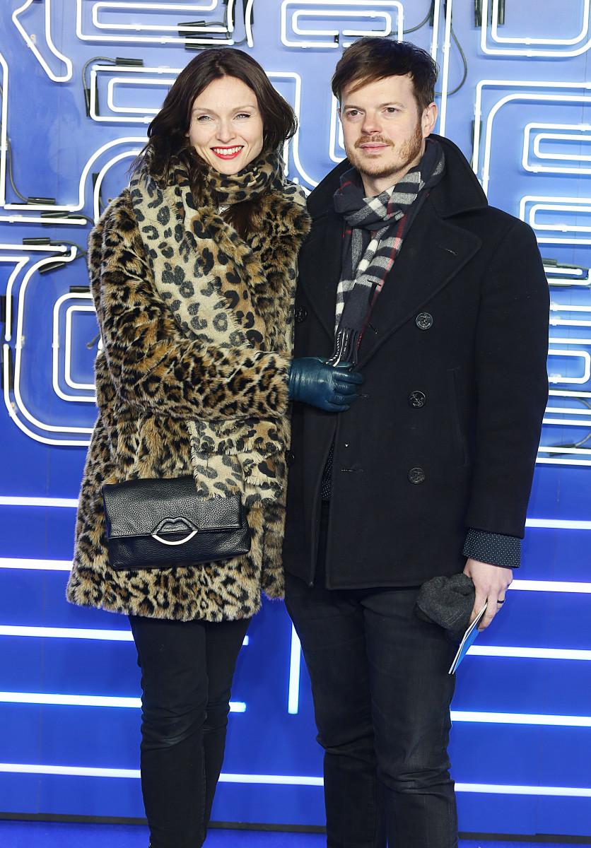 Sophie Ellis Bextor and Richard Jones, Ready Player One - European Film Premiere