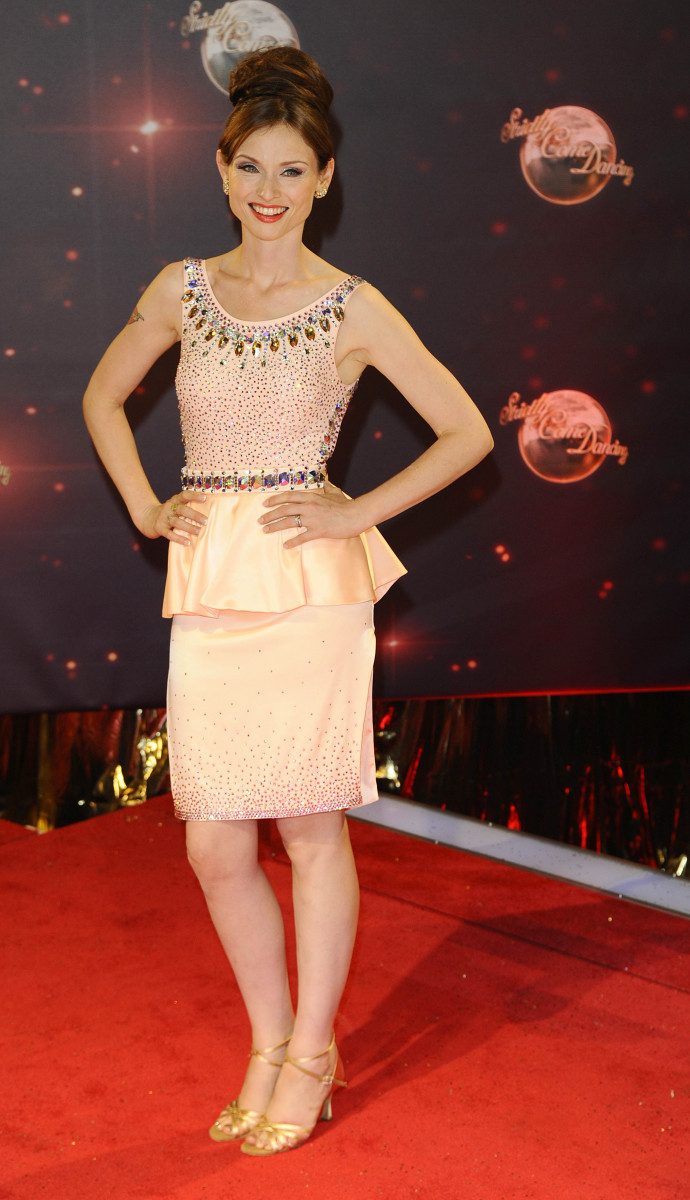 Sophie Ellis Bextor, Strictly Come Dancing Lineup 2013 Launch