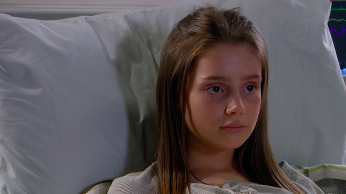 Emmerdale's Debbie Dingle devastated as daughter Sarah refuses heart transplant