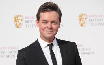 Stephen Mulhern, Outside Red Carpet Arrivals At The House Of Fraser Bafta Television Awards