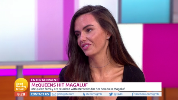 Hollyoaks' Jennifer Metcalfe opens up about 'difficult' maternity leave
