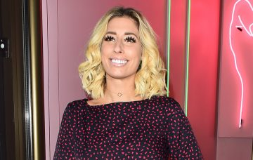 Stacey Solomon, Celebrities arrive at Tonight Josephine cocktail bar for Ann Summers - a/w 2017 launch party in South London.c