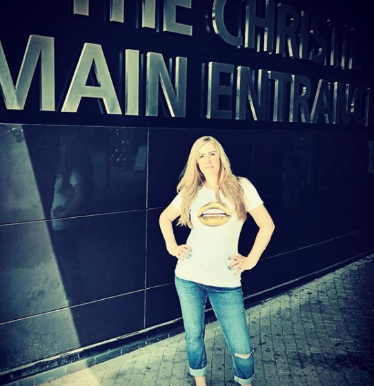 Rachael Bland (Credit: Instagram)