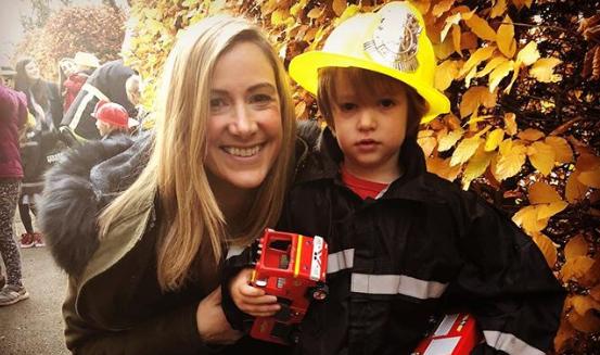 BBC's Rachael Bland writing memoir for son while battling terminal cancer