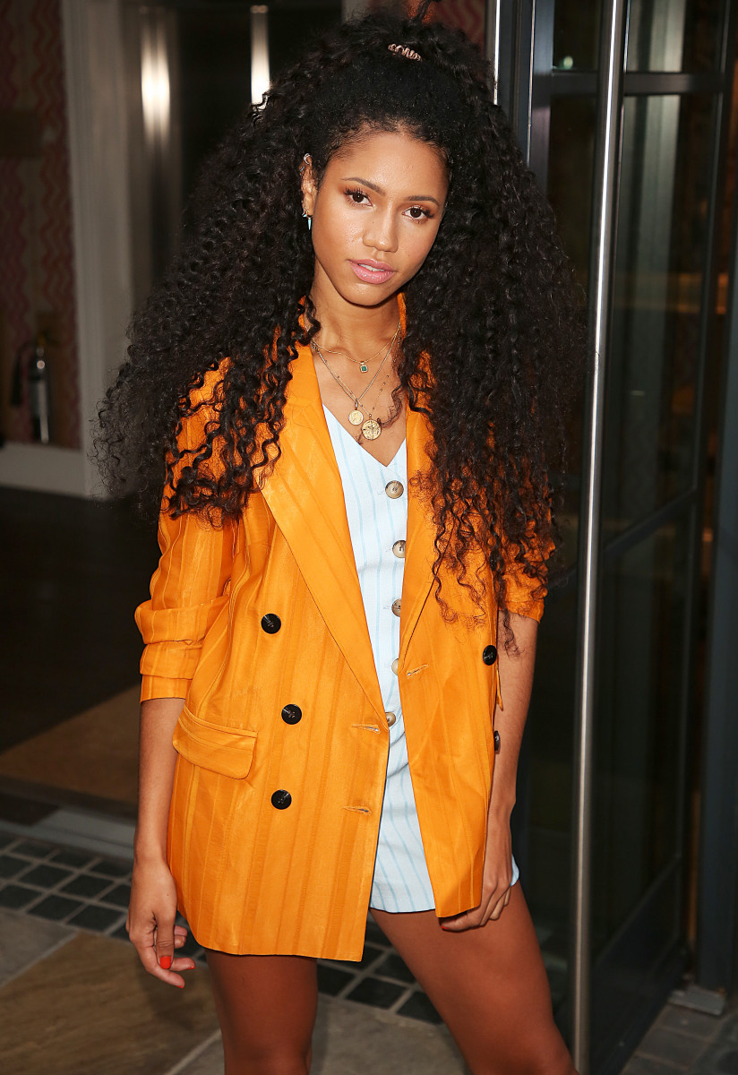 Vick Hope, Love Island Final Viewing Party hosted by Capital for Global's Make Some Noise